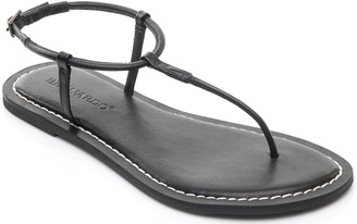 Bernardo Leather Sandals - Lilly