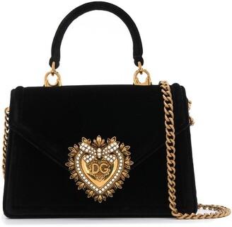 Dolce & Gabbana Small Devotion Tote Bag