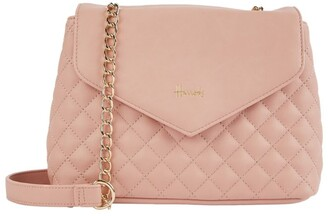 Harrods Chelsea Quilt Cross Body Bag