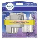 Febreze Sleep Serenity Bedroom Diffuser, NOTICEables, Moonlit Lavender, .87 oz