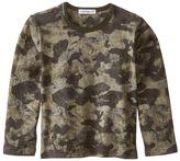 Dolce & Gabbana Camo Long Sleeve T-Shirt (Infant)