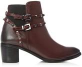 Moda In Pelle Milli Burgundy Leather