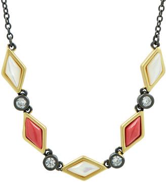 Freida Rothman Multi-Stone Necklace