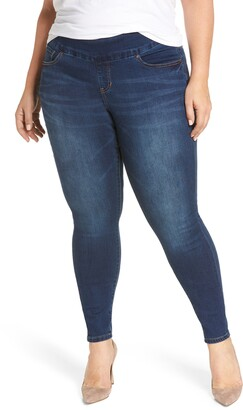 Jag Jeans Nora Stretch Waist Pull-On Skinny Jeans