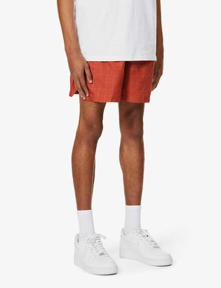 Nike Flash reflective shell shorts