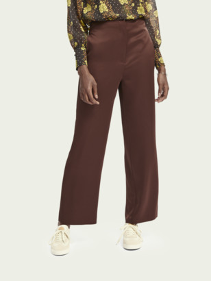 Scotch & Soda High-rise wide leg pants | Women