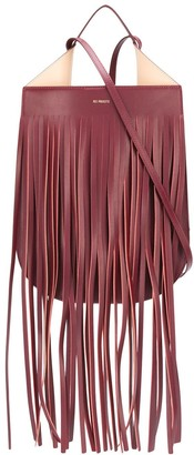 Ree Projects Logo Fringed Tote