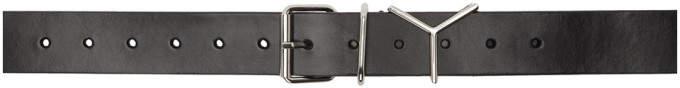 Y/Project Black Classic Y Belt