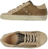Leather Crown Low-tops & sneakers - Item 11009475