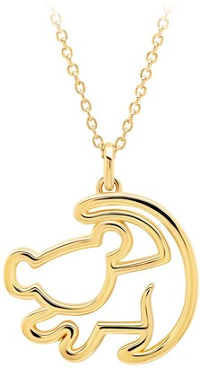 Disney Simba Necklace by CRISLU