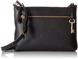 Fossil Women's Fiona Fabric Small Crossbody Handbag