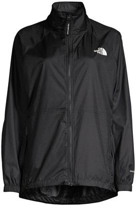 The North Face Relax-Fit Graphic Logo Windbreaker