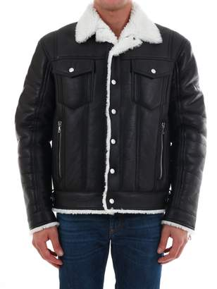 Balmain Buttoned Front Pockets Jacket