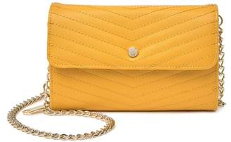 Steve Madden Klair Chevron Crossbody Bag