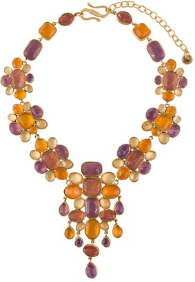 Goossens Cocktail Cabochons necklace