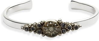 Virgins Saints & Angels Fay Fairy Star Winged Cuff Bracelet