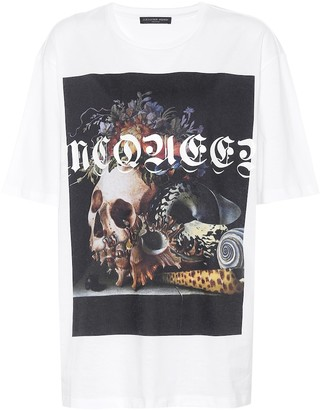 Alexander McQueen Still Life cotton T-shirt
