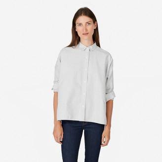 Everlane The Japanese Oxford Square Shirt