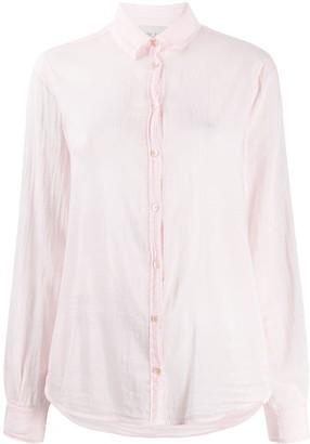 Forte Forte My Shirt crinkle shirt