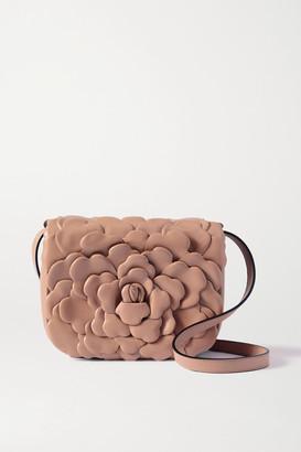 Valentino Garavani 03 Rose Edition Atelier Small Leather Shoulder Bag - Pink