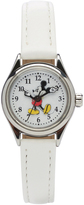 Disney Petite Mickey White TA56753 Watch