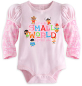 Disney ''it's a small world'' Cuddly Bodysuit for Baby
