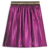 Gucci Little Girl's & Girl's Voile Lurex Skirt