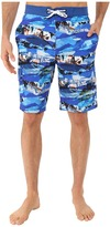 Rainforest Wave Torrent Boardshorts in Stretch Oxford