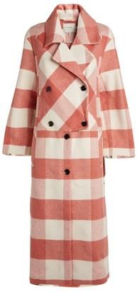MUNTHE Excellent Check Coat