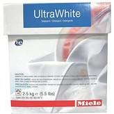 Miele CareCollection UltraWhite Multi-purpose powder 2.5KG (5.5 LBS) 48 Loads
