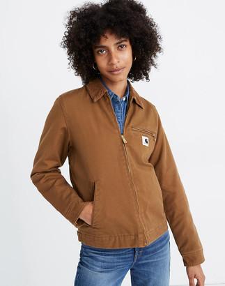 Madewell Carhartt Work in Progress Detroit Jacket