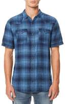Buffalo David Bitton Simpaqos Cotton Casual Button-Down Shirt