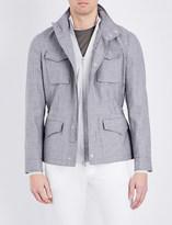 Brunello Cucinelli Houndstooth jacket