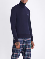 Vivienne Westwood Turtleneck knitted wool jumper