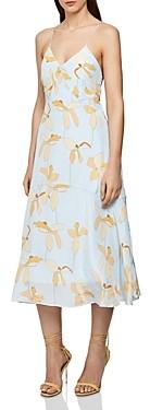 Reiss Alli Floral Dress