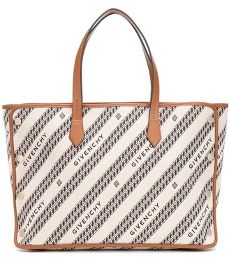 Givenchy Bond Medium jacquard canvas shopper