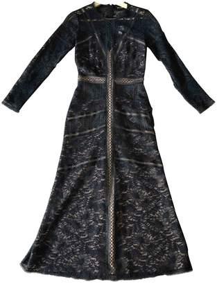 The Kooples Black Lace Dress for Women
