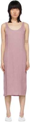 Raquel Allegra Pink Easy Dress