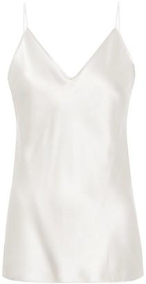 Max Mara Leisure Lucca stretch-silk camisole