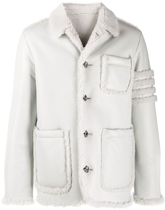 Thom Browne Sack Patch Pocket Jacket