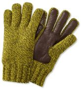 L.L. Bean Men's Ragg Wool Gloves