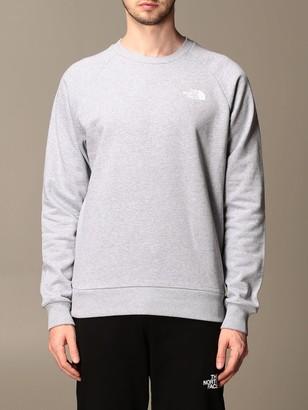 The North Face Crewneck Sweatshirt With Logo