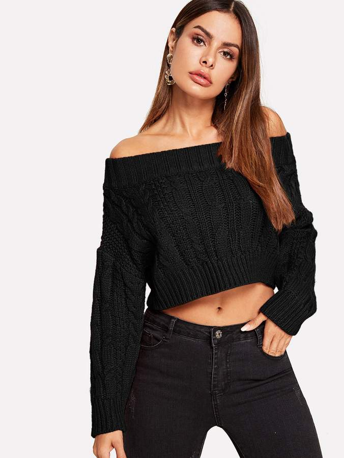 5621dd7cd1 Sexy Black Sweaters - ShopStyle