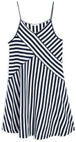 Splendid Girls' Crossover Stripe Dress