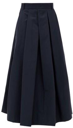 S Max Mara Eschimo Skirt - Navy