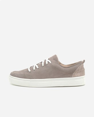 Express Kaanas Lace Up Sneakers