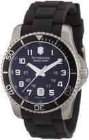 Victorinox Men's Maverick Rubber Dial Watch V251435