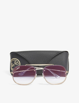 Ray-Ban RB3583 square-frame sunglasses