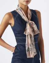 Monsoon Sabine Silk Scarf