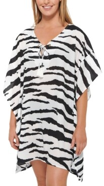 Thumbnail for your product : Dotti Spell Bound Caftan Cover-Up Dress Women's Swimsuit